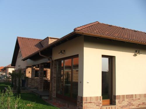 Új családi házak